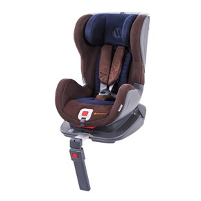 Avionaut Glider Isofix Softy 9-18 Kg Blue Brown