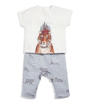 Mamas Papas 2Lİ TIGER SET