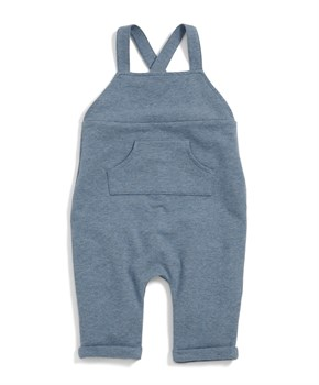 Mamas Papas DUNGAREE & CITY PRINT BODYSUIT