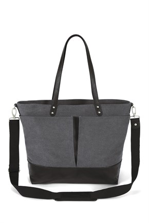 Mamas Papas Donya Changing Bag Charcoal