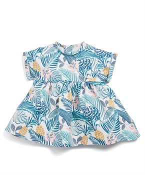 Mamas Papas TROPICAL PRINT ELBİSE