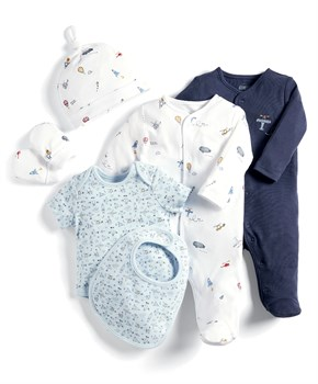 Mamas Papas 6PC AIR TRAFFIC ST