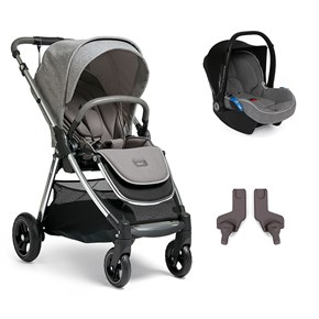 Mamas Papas Armadillo Flip Xt3 Travel Sistem Bebek Arabası Skyline Grey