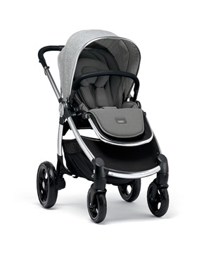 Mamas Papas Ocarro Bebek Arabası Skyline Grey Black