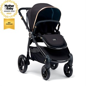 Mamas Papas Ocarro Jewel Bebek Arabası Black Diamond