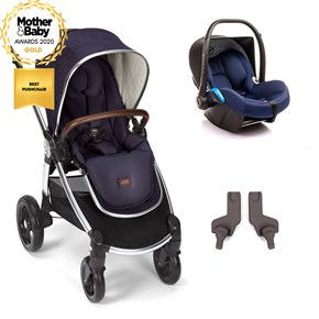 Mamas Papas Ocarro Travel Sistem Bebek Arabası Dark Navy