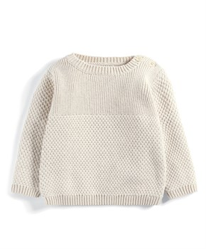 Mamas Papas SQUARE KNIT JMPR