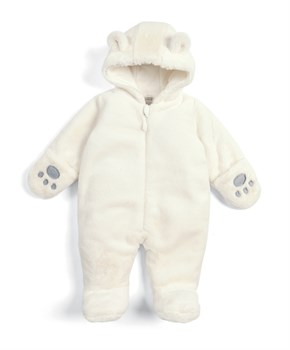 M&P FUR PRAMSUIT