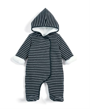 M&P STRIPE PRAMSUIT