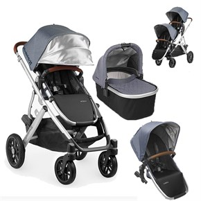 Uppababy Vista Rumble Seat Set Gregory